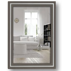 Paros Silver Wood 6x4 Photo Frame