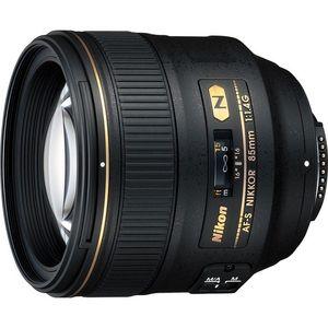 Nikon 85mm f1.4G AF-S Nikkor Lens
