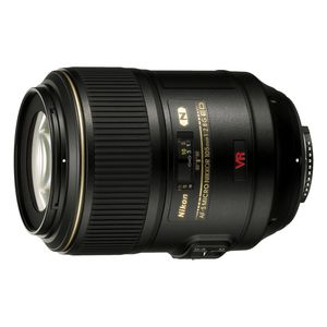 Nikon 105mm f2.8G AF-S VR Micro NIkkor Lens