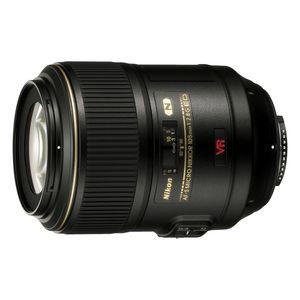 Nikon 105mm f2.8G AF-S VR Micro Nikkor Lens