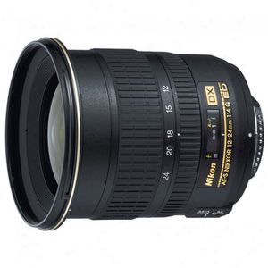 Nikon 12-24mm f4G AF-S DX IF-ED Zoom Nikkor Lens