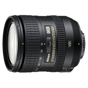Nikon 16-85mm f3.5-5.6G AF-S DX VR Lens