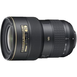 Nikon 16-35mm f4G ED AF-S VR Nikkor Lens