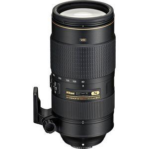 Nikon AF-S 80-400mm f4.5-5.6G ED VR Nikkor Lens
