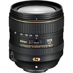 Nikon 16-80mm f2.8-4G AF-S VR ED DX Lens