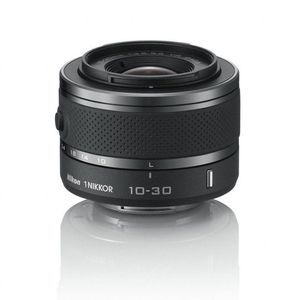 Nikon 10-30mm f3.5-5.6 VR 1 NIKKOR Black Lens