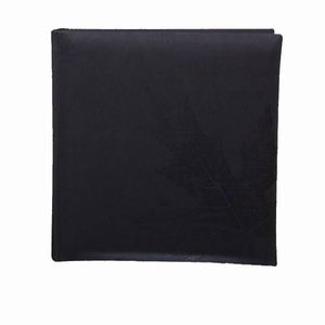 Autumn Leaf Black 6x4 Slip In Photo Album - 200 Photos