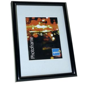 Frisco Black 10x8 Photo Frame