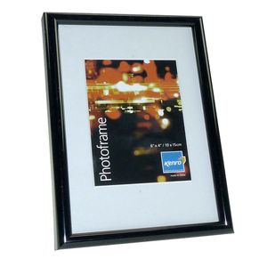 Frisco Black 6x4 Photo Frame