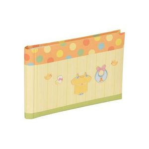 Baby Celebration 6x4 Slip In Photo Album - 6 Photos