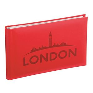 London Skyline Slip In 6x4 Photo Album - 6 Photos