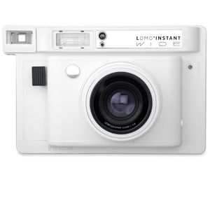 Lomography Lomo'Instant Wide White Edition Camera