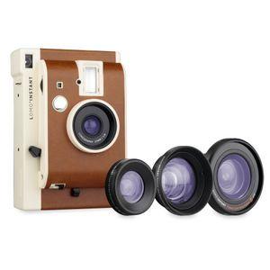 Lomography Lomo'Instant Mini Sanremo Edition Camera with 3 Lenses