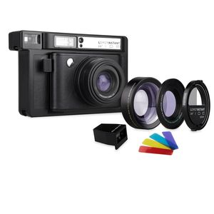 Lomography Lomo'Instant Wide Combo Black Edition Camera
