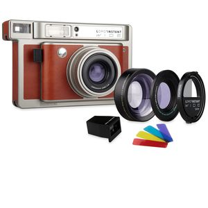 Lomography Lomo'Instant Wide Combo Central Park Edition Camera