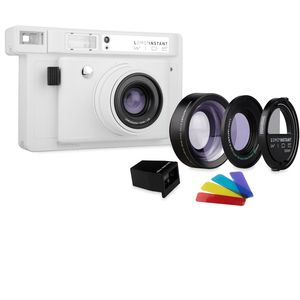 Lomography Lomo'Instant Wide Combo White Edition Camera