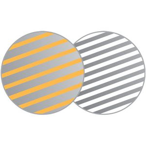 Lastolite 30cm Reflector - Sunlite/Soft Silver