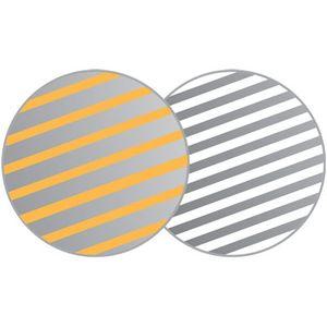 Lastolite 50cm Reflector - Sunlite/Soft Silver
