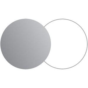 Lastolite 50cm Relector - Silver/White