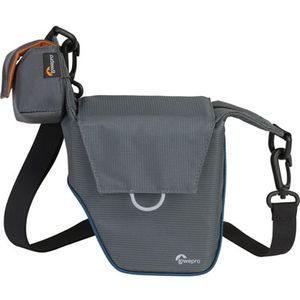 Lowepro Compact Courier 70 Grey and Blue Shoulder Bag