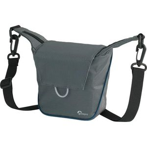 Lowepro Compact Courier 80 Grey and Blue Shoulder Bag