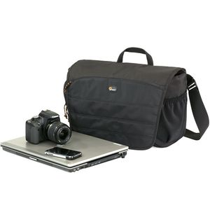 Lowepro CompuDay Photo 150 Black Shoulder Bag