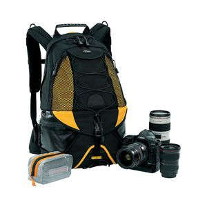 Lowepro Dryzone Rover Yellow Backpack