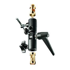 Manfrotto 026 Baby Female Swivelling multi-Adapter free to rotate