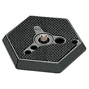 """Manfrotto 030-38 Hexagonal Adapter Plate 3/8"""" 030"""