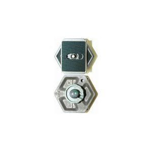 Manfrotto 030ARCH-14 Architectural Hexagonal Plate 1/4""
