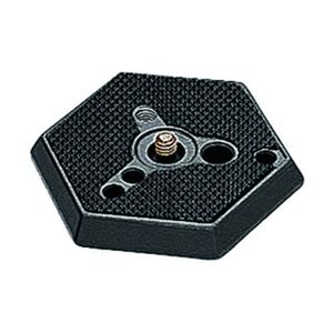 Manfrotto 030ARCH-38 Architectural Hexagonal Plate 3/8""