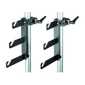 Manfrotto 044 Background Holder Hooks and Clamps for Autopoles