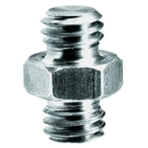 "Manfrotto 125 Short Spigot 3/8"" Adapter"