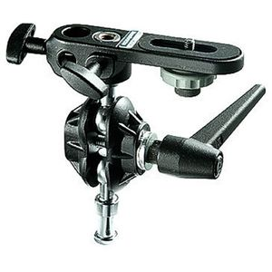Manfrotto 155 Double Ball Joint Aluminium Head