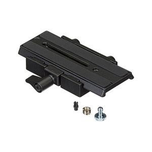 Manfrotto 357Pl Rapid Connect Adapter With Sliding Mounting Plate
