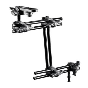 Manfrotto 396B-3 Double Articulated Arm with Camera Attachment