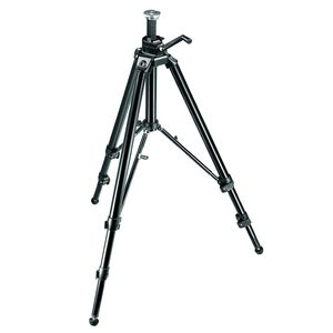 Manfrotto 475B Black Aluminium Pro Geared Tripod
