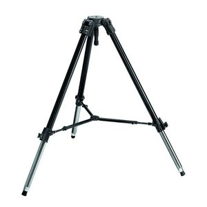 Manfrotto 528XB Black Video/Movie Heavy Tripod