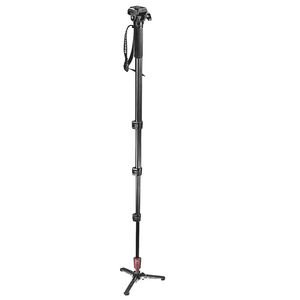 Manfrotto 560B-1 Fluid Base Video Monopod