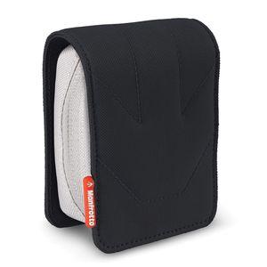 Manfrotto Piccolo 3 Black Stile Plus Pouch for a Compact Camera
