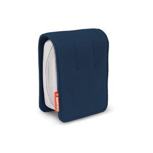 Manfrotto Piccolo 3 Blue Stile Plus Pouch for a Compact Camera