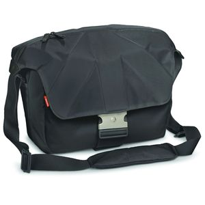 Manfrotto Unica III Black Messanger Camera Bag for DSLR