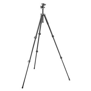 Manfrotto MK293A3 Aluminium 3 Section Tripod Kit with A0RC2 QR Ball Head