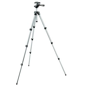 Manfrotto MK394H Photo Movie Kit QR Tripod and Built In Head