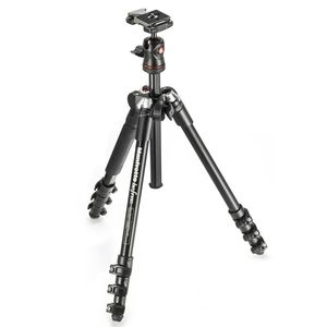 Manfrotto MKBFRA4 Befree Aluminium 4 Section Tripod and Head