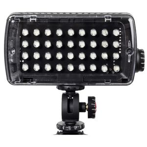 Manfrotto ML360HP Midi 36 Hybrid LED Light with Flash Gels