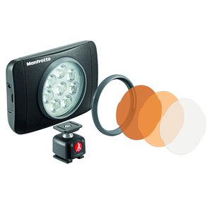Manfrotto Lumimuse 8 LED Light and Accessories