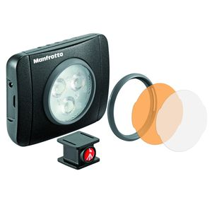 Manfrotto Lumimuse 3 LED Light and Accessories