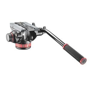 Manfrotto MVH502AH Flat Base M Size Pro Video Head