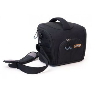 Naneu Correspondent C500 Black Shoulder Bag